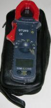 Мультиметр GT(DT) 200 (клещи)