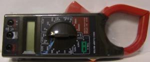 Мультиметр M(DT)-266 клещи