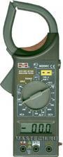 Мультиметр M-266C клещи