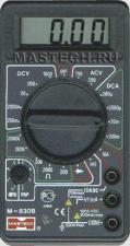 Мультиметр M(DT)-830B