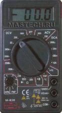 Мультиметр M(DT)-838