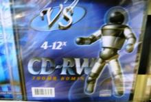 CD RW VS-80