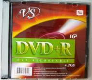 bulk DVD+R VS-4.7Г printable