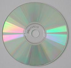 bulk DVD+R VS-8.5Г двухслойный (printable)
