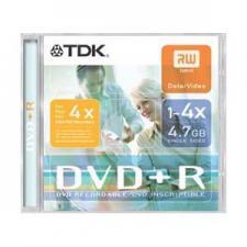 DVD-R TDK-4.7Г