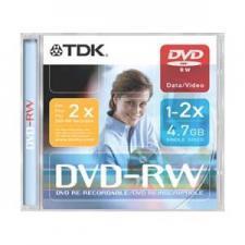 DVD-RW TDK 4.7Г