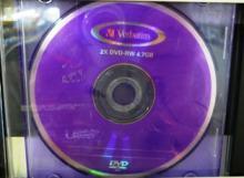 DVD-RW VERBATIM 4.7Г