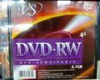 DVD-RW VS 4.7Г