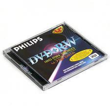 DVD+RW PHILIPS-4.7Г