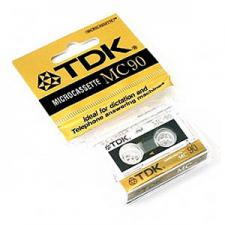Микрокассета TDK-90