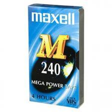 Видеокассета MAXELL M 240