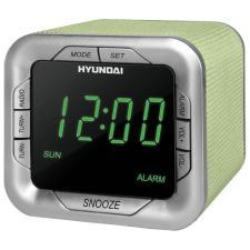 "Радиочасы HYUNDAI -1505 диспл 0,8"",цифр.,переносные"