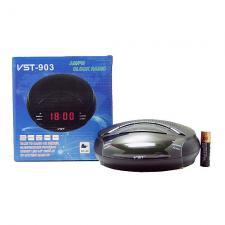 часы-буд ильник JMT(VST)-903-2 сет. цифр.зелен..FM приемник