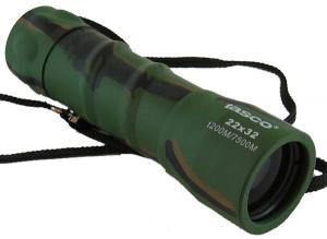 монокуляр TASCO 22х32 комуфлир/черн