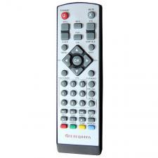 Пульт дистанционного управления ТЕЛЕЦИФРА TLD-200 DVB-T2 (IC)