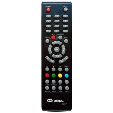 Пульт дистанционного управления ORIEL 7 710/720/740/750/821/825/840/870/910/920/950 DVB-T2