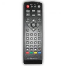 Пульт дистанционного управления универсальнй HUAYU для цифровых ресиверов DVB-T/DVB-T2+TV с управл.