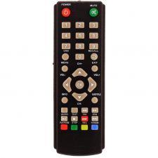 Пульт дистанционного управления T-707HD (GoldMaster) DVB-T2 ресивера цифрового эфирного ТВ
